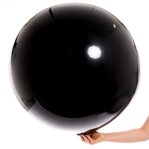 3ft Onyx Black Giant Balloon