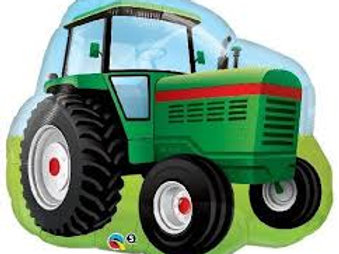 "34"" Farm Tractor Foil Balloon"