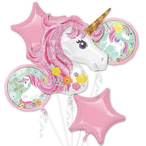 Magical Unicorn Balloon Bouquet