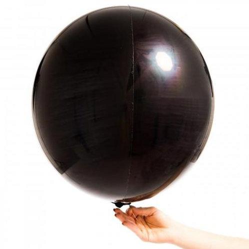 Black Orbz Balloon