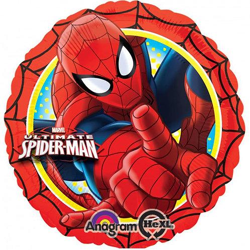 """18"""" Spiderman Action Foil Balloon"""