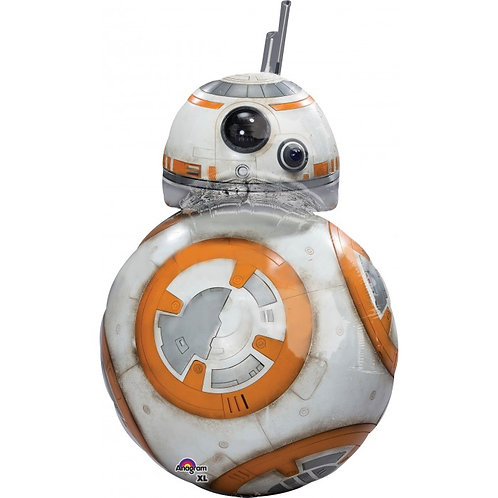 "33"" Star Wars BB-8 Foil Balloon"