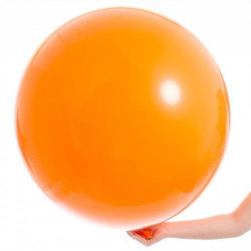 3ft Orange Giant Balloon