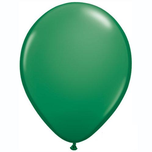"12"" Standard Latex Balloon - Green"