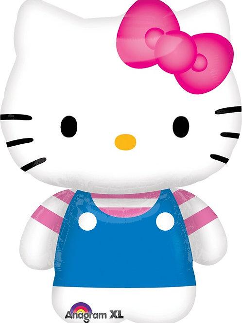 """30"""" Hello Kitty Summer Foil Balloon"""