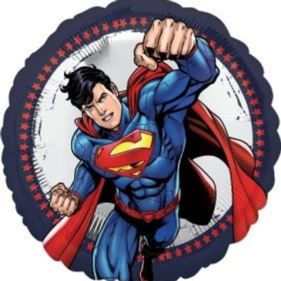 "18"" Superman Foil Balloon"