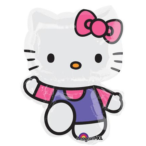 "30"" Hello Kitty Foil Balloon"