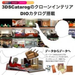 3DSCatalogソフトでできる概念