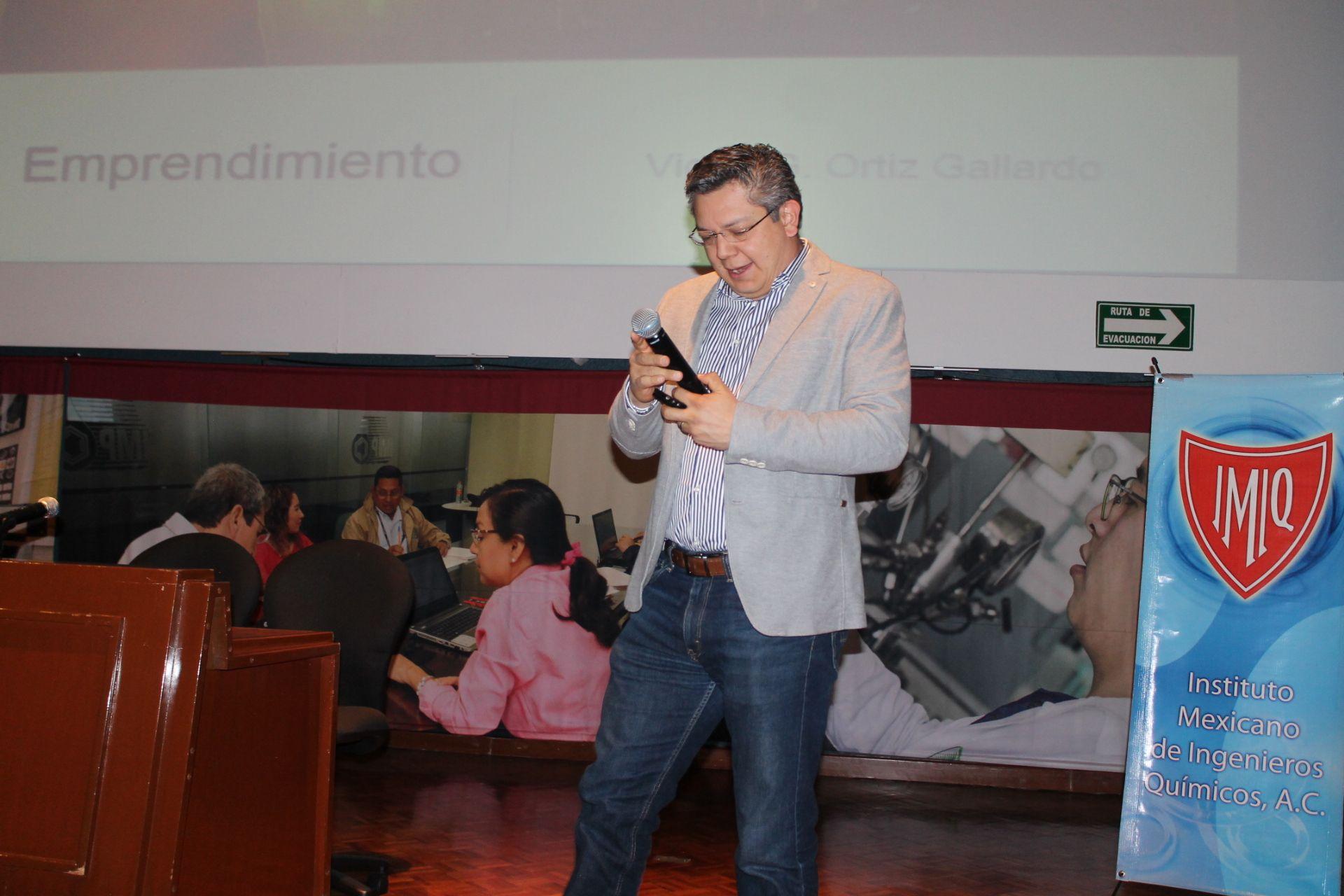 DR. VICTOR ORTIZ - EMPRENDIMIENTO