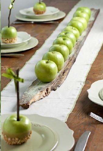 ראש השנה מנות מיוחדות עם תפוח וקינמון