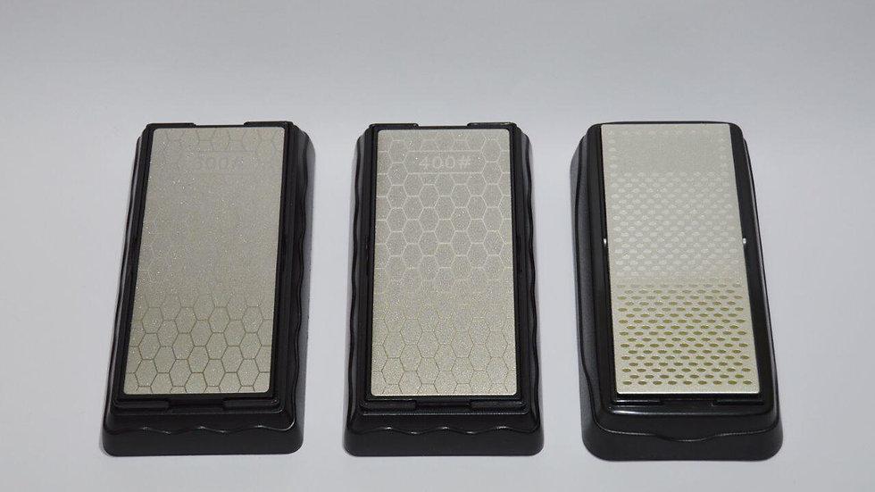 3משחיז יהלום  שולחני דו צדדי 600 \60
