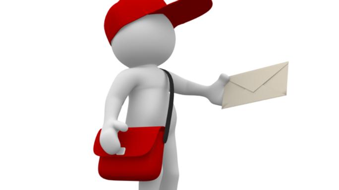 משלוח דואר שליחים -  דלת לדלת