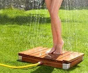 תחתית למקלחת מהירה לילדים