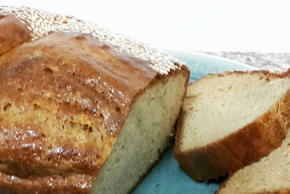 לחם טחינה כשר לפסח