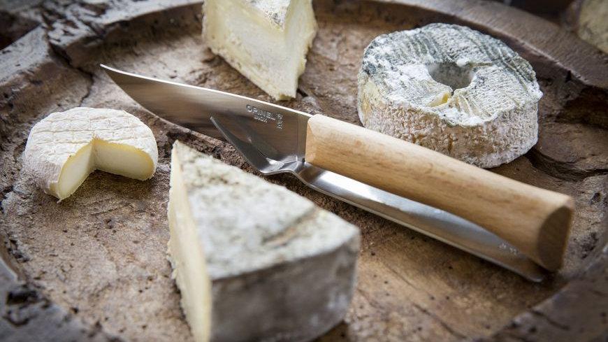 Cheese Set knife fork סט גבינה סכין ומזלג