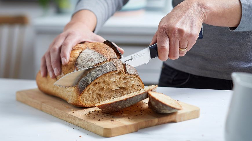 N°216 Bread knife Intempora אופינל אינטמפורה סכין לחם 216