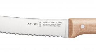 N°116 Bread knife Parallèle אופינל מטבח פראלל סכין לחם 116