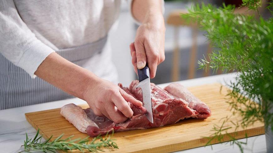 N°222 Meat & Poultry Intempora אופינל אינטמפורה סכין לבשר ועופות 222