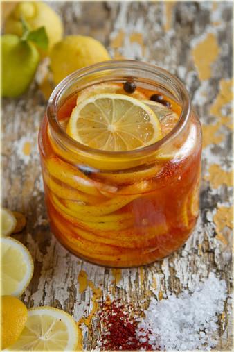 הכנת לימון כבוש בקלות