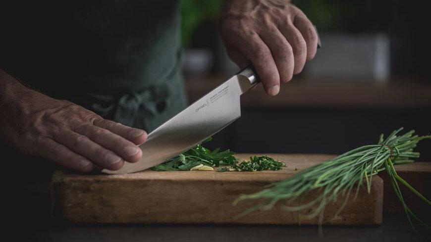 Chef Knife 20 cm - Les Forges 1890 סכין שף