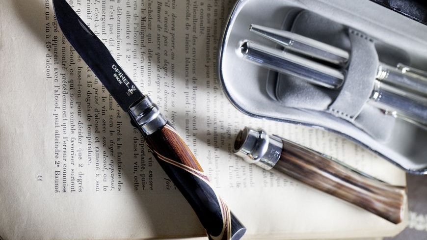 Pocket knife N°08 Chaperon אופינל מס' 8   שפרון