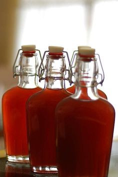 ליקר תות מוכן לשתייה