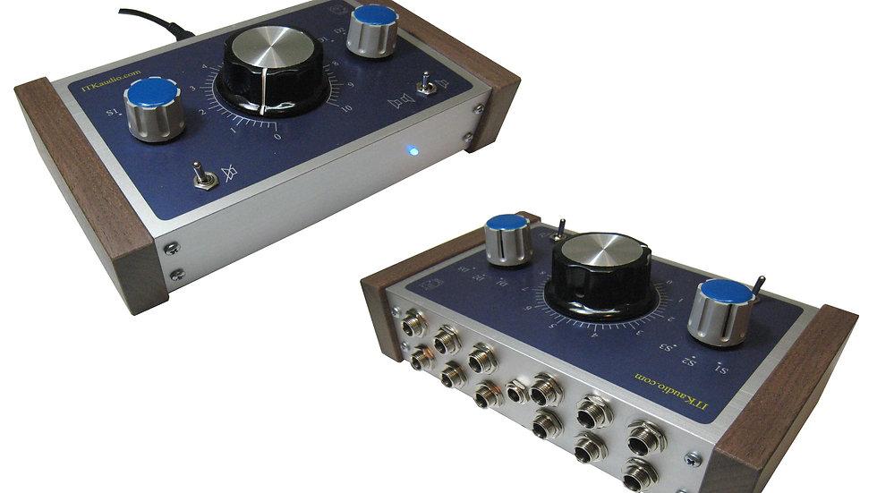 Volume Control  Active