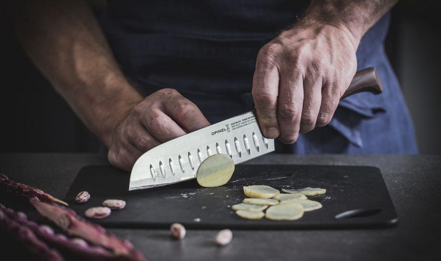 סכיני שף מקצועים Santoku - Les Forgés 1890