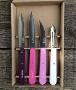 אופינל מטבח סכינים קצרות  ESSENTIELS KNIFE