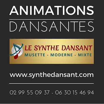 DJ Animations soirées 35 Synthé Dansant