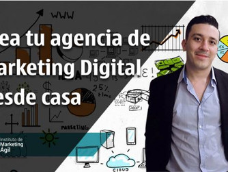 Crea tu Agencia de Marketing Digital desde Casa