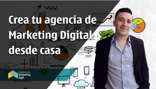 IMA - Crea tu agencia de marketing digital desde casa