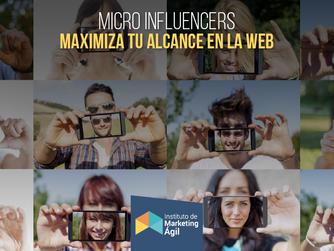 Micro influencers: una estrategia de marketing que maximiza tu alcance en la Web