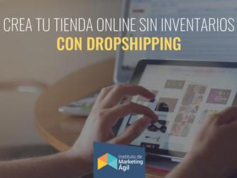 Crea tu tienda Online sin inventarios con Dropshipping