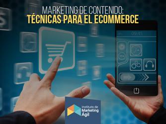 Marketing de contenido: técnicas para el ecommerce
