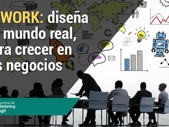 REWORK: Diseña un mundo real, para crecer en los negocios