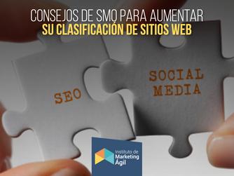 Los 10 mejores consejos de SMO para aumentar su clasificación de sitios web