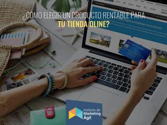 ¿Cómo elegir un producto rentable para tu tienda Online?