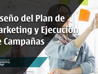 Diseño del Plan de Marketing y Ejecución de Campañas