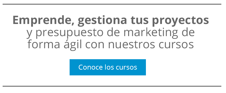 emprende y gestions tus proyectos con marketing agil