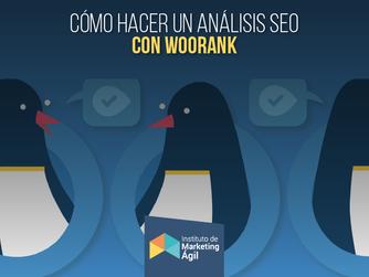 Aprende como hacer un análisis SEO con Woorank
