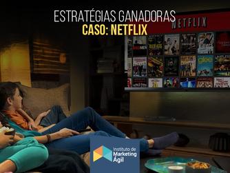 Estrategia ganadora: Caso Netflix