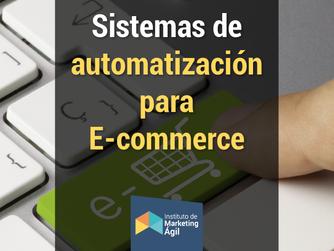 Sistemas de automatización para E-commerce