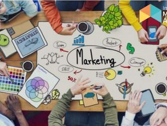 Roles y procesos de scrum en un equipo de marketing