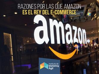 5 Razones por las que Amazon es el Rey del E-Commerce