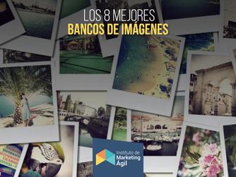 Los 8 mejores bancos gratis de Imágenes