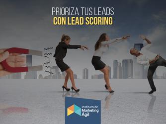 Prioriza tus Leads con Lead Scoring