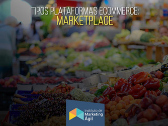 Tipos plataformas e-commerce: Marketplace