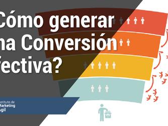 ¿Cómo generar una Conversión Efectiva?