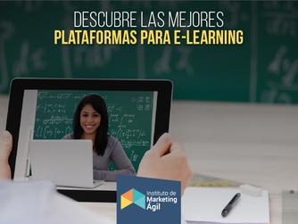 Descubre las mejores plataformas para E-learning